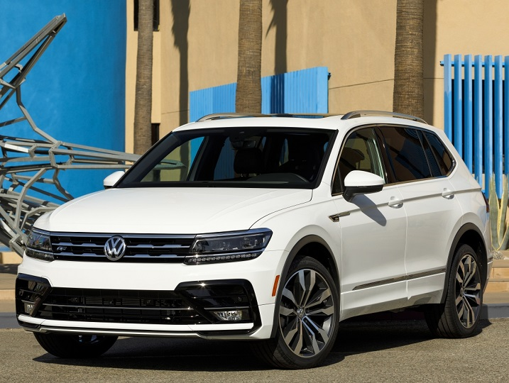 2018 Volkswagen Tiguan Gets Significant Price Cut In The Us Market