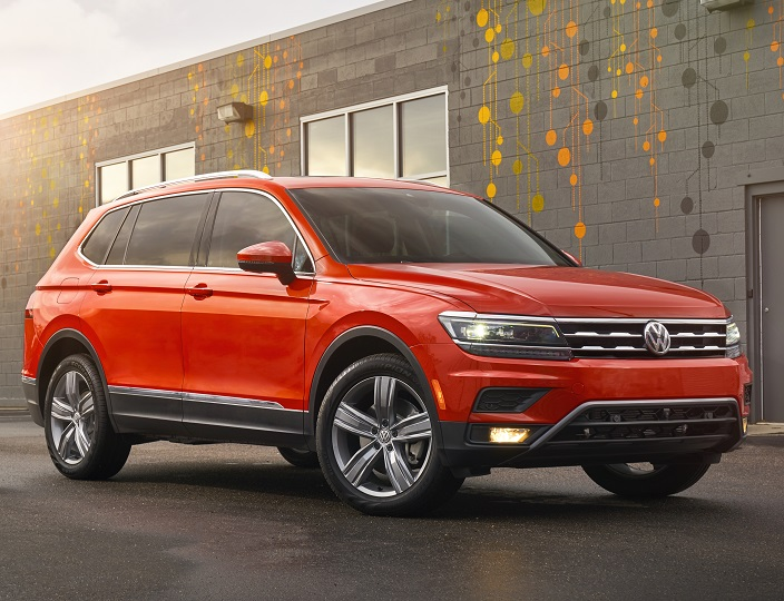 names the vw tiguan best compact suv of 2017. Black Bedroom Furniture Sets. Home Design Ideas